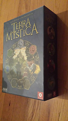 Terra Mystica, signed by Editor, Exclusive piece!  1st come, 1st served!!!!!!!!!