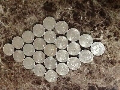 Eisenhower (Ike) Dollars - 25 Coin Lot