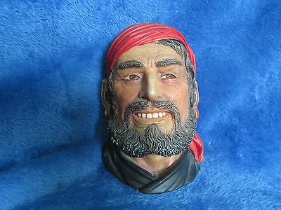 The Corsair 1985 Chalkware Head Legend Products England