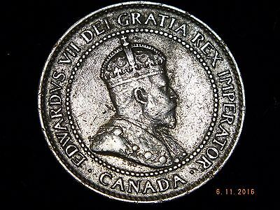 1904 - Canadian Large Cent - The Coin Pictured You Will Receive