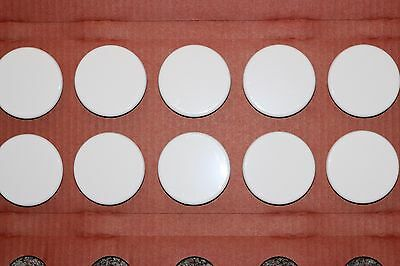 10 Viking Mirage Concealed Fire Sprinkler White Cover Plate 13642 13642MA/W