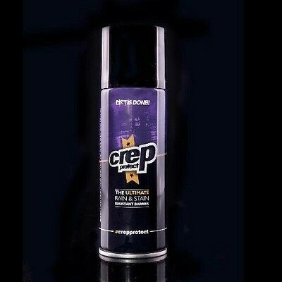 Crep Protect Ultimate Rain Stain Resistant Spray 200ml Shoe Protect Waterproof
