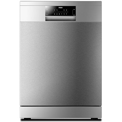 Haier 13 Place Setting Freestanding Dishwasher HDW13G1X