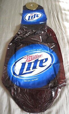 Inflatable Blow Up MILLER LITE BASKETBALL BALL Beer Advertising