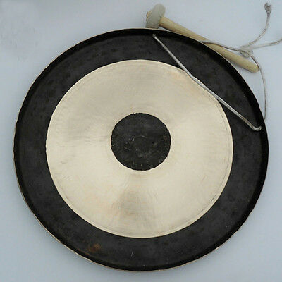 Gong (for concert or ceremony), Musical Instruments  36CM  in diametre Gongs