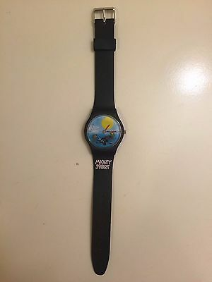 Vintage Mickey Mouse Sport Watch