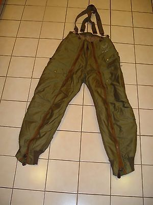 WWII US Army Air Forces Trousers, Intermediate Flying, type A-11A, Size 30