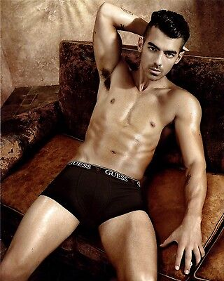 Joe Jonas Guess Photoshoot Photo #1