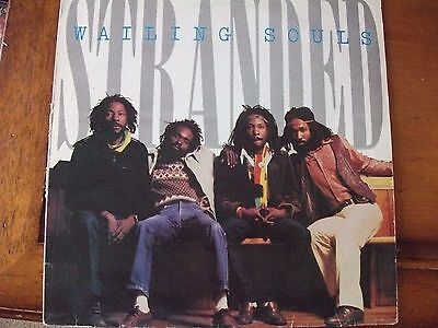 Wailing Souls-Stranded Lp 1984 Greensleeves Records