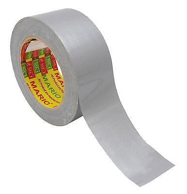 Mario Gaffa Duct Duck Verpackung Tuch Buch Binding Oberbeleuchter Band 50 Mtr