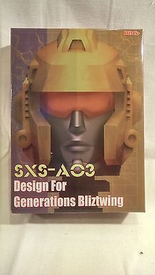 SXS-A03 for Hasbro Generations Blitzwing Upgrade Kit