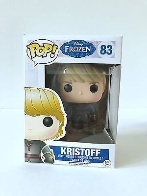 Funko POP Disney: Frozen Kristoff Action Figure New In Box