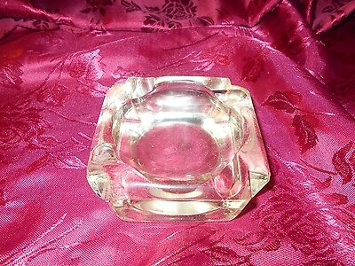 I Love Lucy Vintage Glass Ashtray Prop........