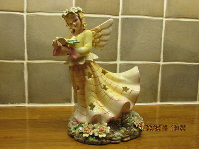"""Kathy Killip 2002 Wilder Flower Angels """"butterains For Cheerfulness"""" Used"""