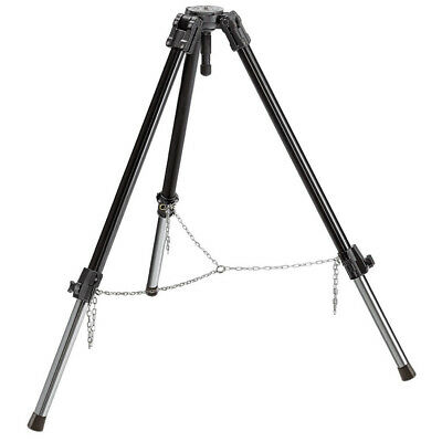 New In Box Manfrotto 132XNB Studio Heavy Duty Video Tripod Support up to 30KG