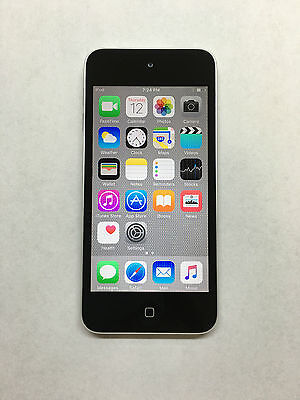 Apple iPod Touch 5th Generation Silver/Black 16GB New But No Box or Accessories