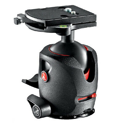 New In Box Manfrotto MH057M0-RC4 057 Magnesium Ball Head with RC4 Quick Release