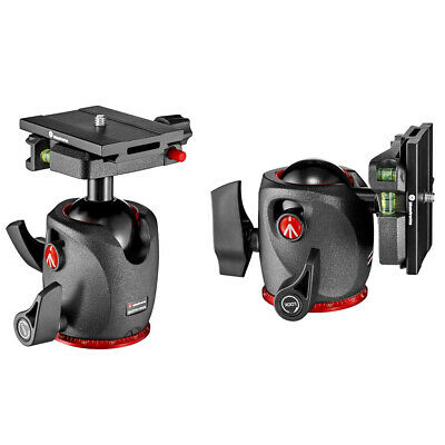 New In Box Manfrotto MHXPRO-BHQ6 XPRO Ball Head with Top Lock‎ Quick Release