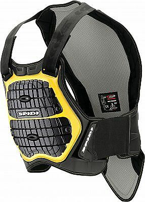 Spidi Safety Lab Defender Evo Z119-L Ce Approved Level 2 Back & Chest Protector