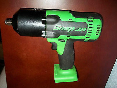 Snapon 18v Impact wrench. CTEU8850G - Superb condition - Battery included