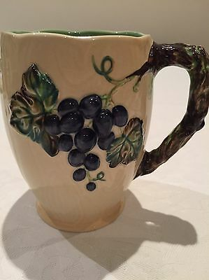 Carltonware Grape Design Mug (rare) & in Immaculate Condition