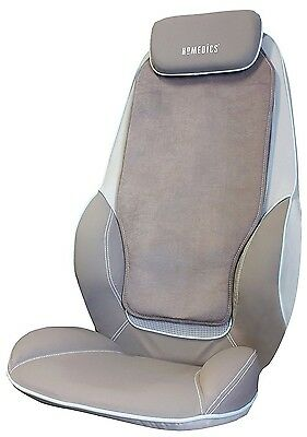 HoMedics Shiatsu Max Back Shoulder & Thigh Massage Chair Heat Vibration Massager