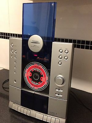 Tamashi FX108 Mini Audio Stereo System CD Player & Double Cassette Player Radio