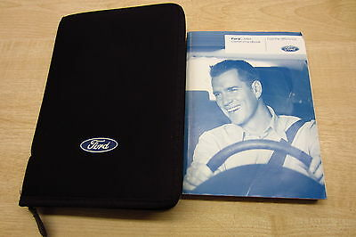 FORD C MAX & GRAND C-MAX 2010-2015 Owners Manual Handbook Guide w/ Wallet Pack