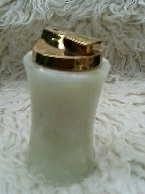 Onyx Marble Table Top Lighter