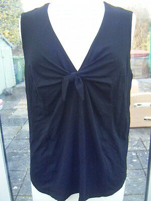 Bnwt Dorothy Perkins Knot Front Maternity Top, Size 14
