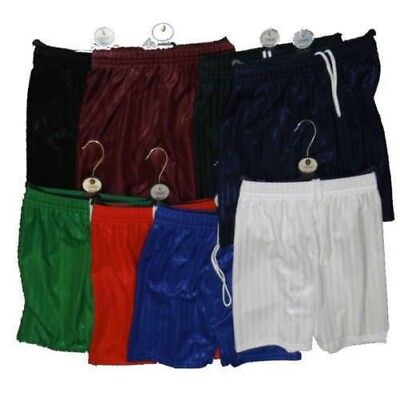 Rugby Football Sport PE Short Ombre Rayures Enfants et Adultes