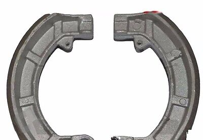 Rear Brake Shoe Set Pair Small For Frame Vespa Pv V50 Scooters @cad