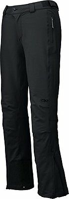 Womens Outdoor Research Soft Shell Trousers