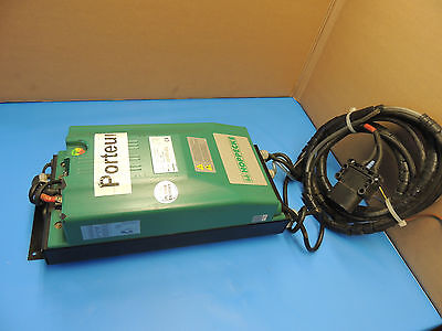 Hoppecke  Batterie Ladegerät Battery Charger NG3  In: 230V  17A Out: 24V 80A
