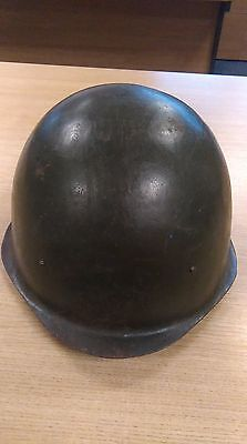 Ww2 Russian Ssh39 Helmet Complete With Liner - Dated 1944