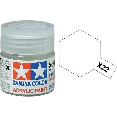 Tamiya X-22 Gloss for Lips Makeup 23ML  X22 Brillo Labios