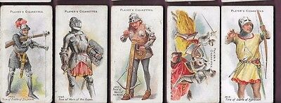 5 Players Arms And Armour 23,24,25,26,27