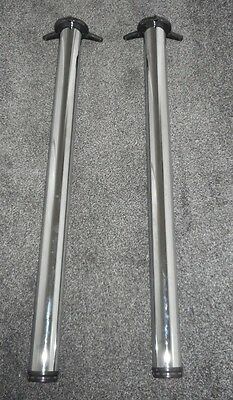 2 x Breakfast Bar Legs - used in good condition