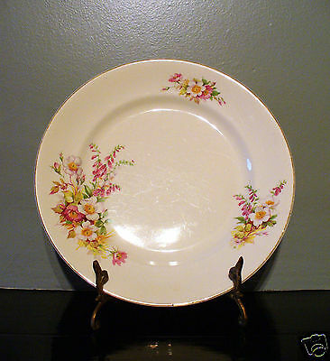 Vintage Weatherby Royal Falcon Ware 'Briardale' Plates  x 3 , #545 - 25.5cm