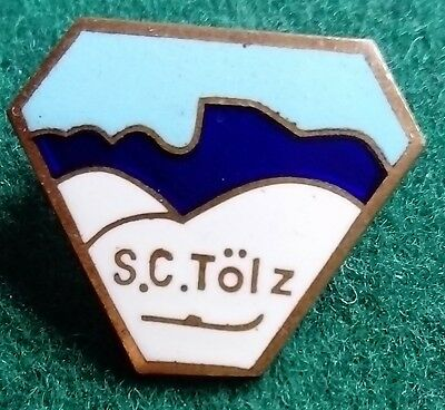 Ski Club Tolz pin badge