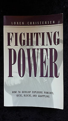Fighting Power Martial Arts Book