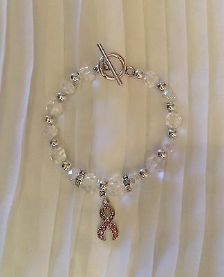 CRYSTAL BRACELET with a charity donation