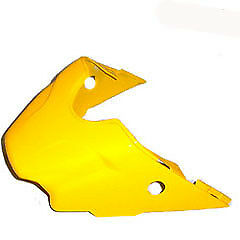 Eton Beamer Back Cover (Yellow) For 50Cc & 150Cc Beamer Scooters (Oem)