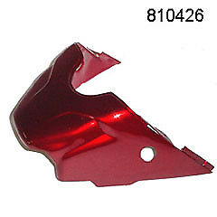 Eton Beamer Back Cover (Red) For 50Cc & 150Cc Beamer Scooters (Oem)