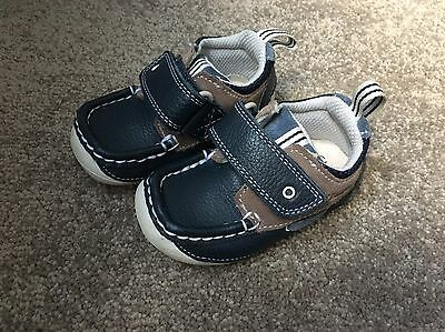 Clarks 3.5f Boys First Shoes