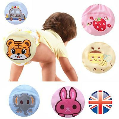 *UK Seller* Baby Toddler Toilet Potty Training Pants Animal Car Designs Nappies
