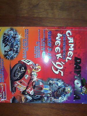 Daytona 1995  Speed Week Program Autograph Soft Cover  Book 144 Pages