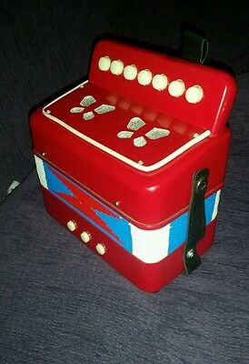 Melodian accordian/squeeze box vgc