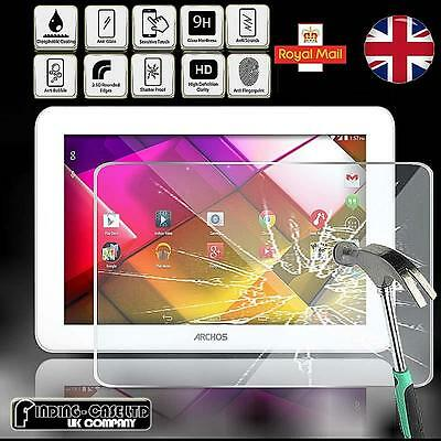 Tablet Tempered Glass Screen Protector Cover For ARCHOS 90 copper