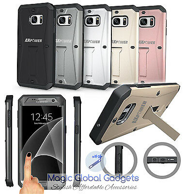 Genuine Axpower®Heavy Tank Hard Case Cover Shockproof For Samsung Galaxy S7 Edge